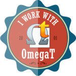 I work with OmegaT